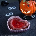 Bleeding Hearts for Halloween | Low-Carb, So Simple