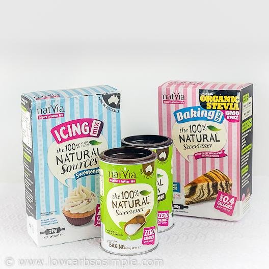 Image of Natvia Sweetener Samples