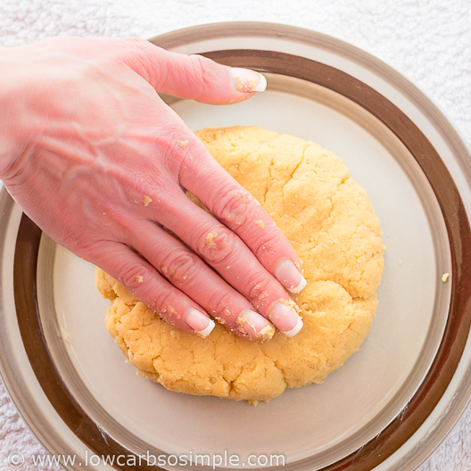 Gluten-Free Irish Soda Bread; Flatten | Low-Carb, So Simple