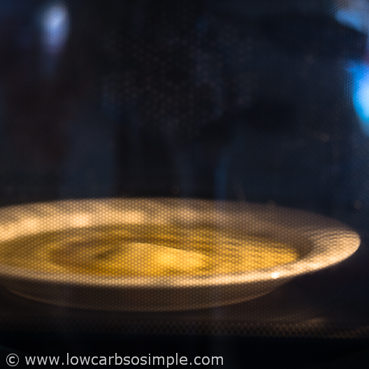 2-Minute 3-Ingredient Low-Carb Tortillas; In the Microwave Oven | Low-Carb, So Simple