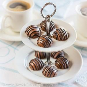 Irresistibly Easy No-Sugar Nutella Fudge | Low-Carb, So Simple