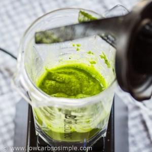 Best-o Keto Pesto; Ready Already! | Low-Carb, So Simple
