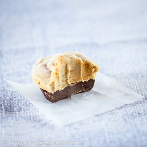 Frozen Peanut Butter Cups; Another Easy Variation | Low-Carb, So Simple