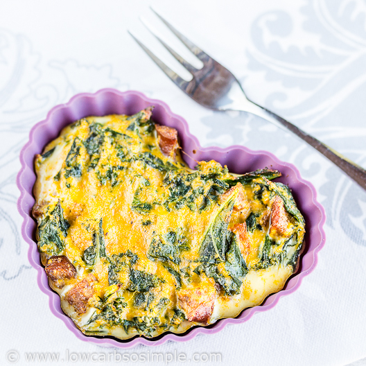 Chorizo Egg Muffins from Quick Keto Meals book | Low-Carb, So Simple