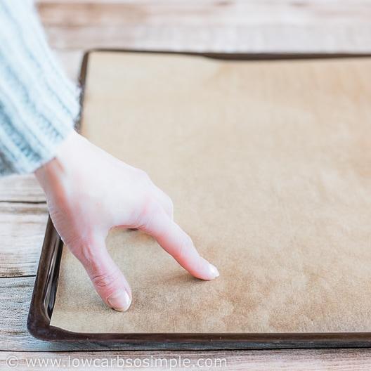 Parchment Paper   Low-Carb, So Simple