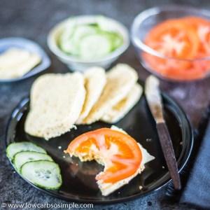 Easy 4-Ingredient Keto Mug Bread | Low-Carb, So Simple