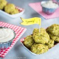 4-Ingredient Baked Keto Broccoli Cheese Balls | Low-Carb, So Simple