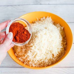 Adding Paprika | Low-Carb, So Simple