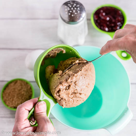 Adding Almond Butter | Low-Carb, So Simple