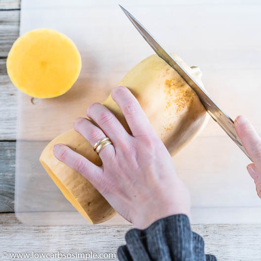 Cutting off the Edges | Low-Carb, So Simple
