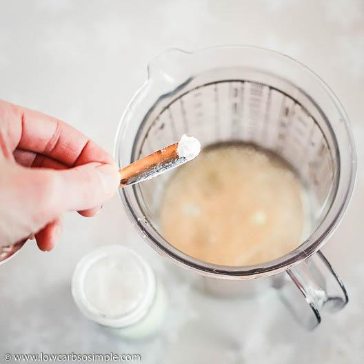 Adding Cream of Tartar | Low-Carb, So Simple
