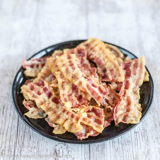 Crispy Bacon | Low-Carb, So Simple