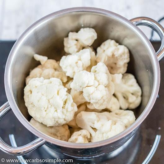 Frozen Cauliflower Florets | Low-Carb, So Simple