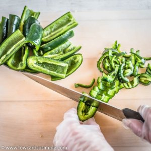 Chopping | Low-Carb, So Simple