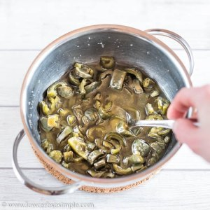 Stirring until Dissolved | Low-Carb, So Simple