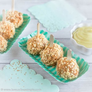 Chicken Pops | Low-Carb, So Simple