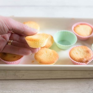 Pretty Little Muffin | Low-Carb, So Simple