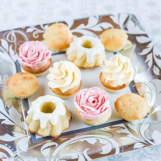 Surprisingly Succulent Vanilla Keto Muffins | Low-Carb, So Simple
