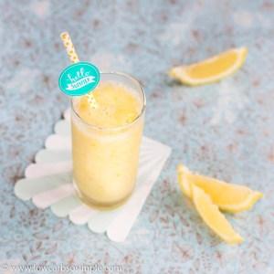 3-Ingredient Slushy Keto Lemonade | Low-Carb, So Simple