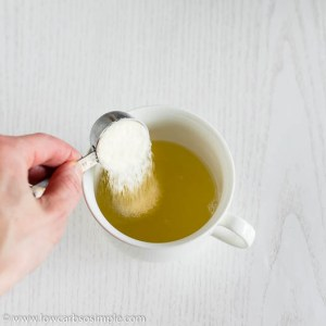Gelatin Powder | Low-Carb, So Simple