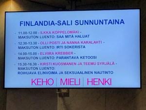 Finlandia-Salin Ohjelma