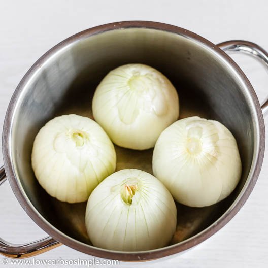 In a Saucepan | Low-Carb, So Simple