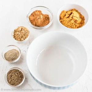 Ingredients   Low-Carb, So Simple