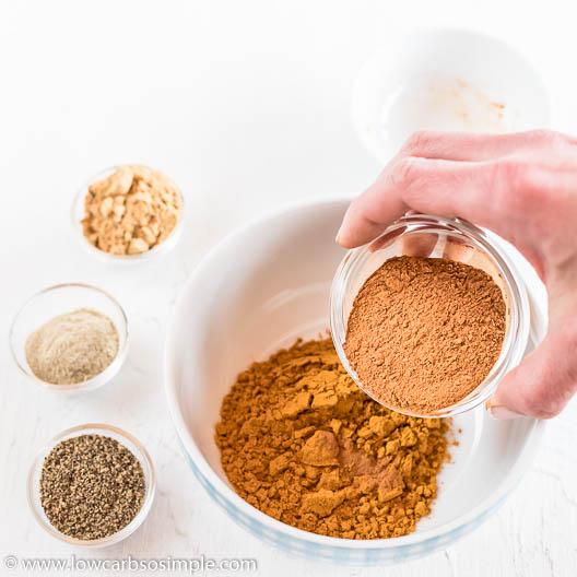 Cinnamon | Low-Carb, So Simple
