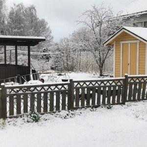 Είχαμε πάλι χιόνι