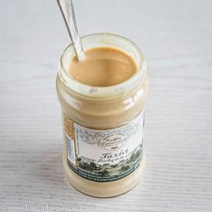 Organic Greek Tahini   Low-Carb, So Simple
