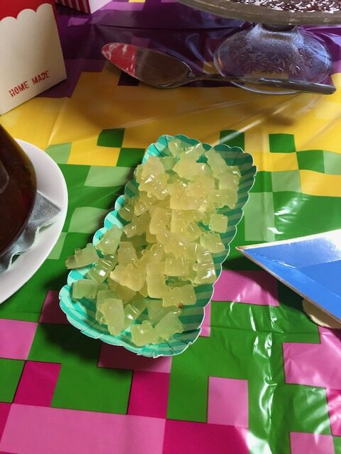 Keto Lemon Gummy Bears