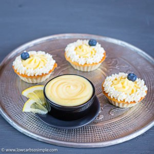 Dairy-Free and Easy Keto Lemon Curd | Low-Carb, So Simple