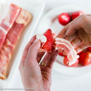 Wrapping in Bacon | Low-Carb, So Simple