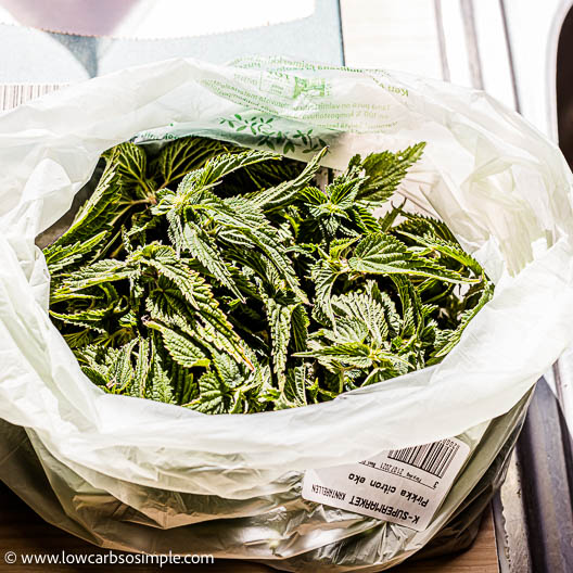 Nettle Leaves   Low-Carb, So Simple