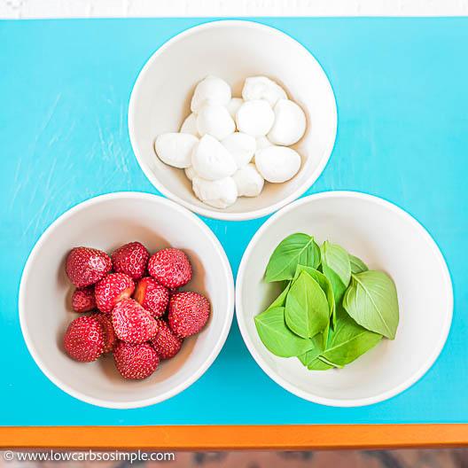First 3 Ingredients   Low-Carb, So Simple