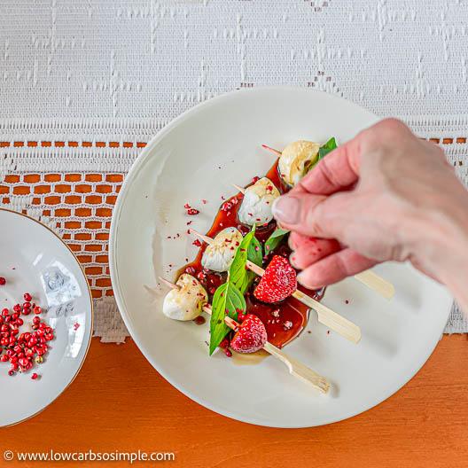 Sprinkling Pink Peppercorn   Low-Carb, So Simple