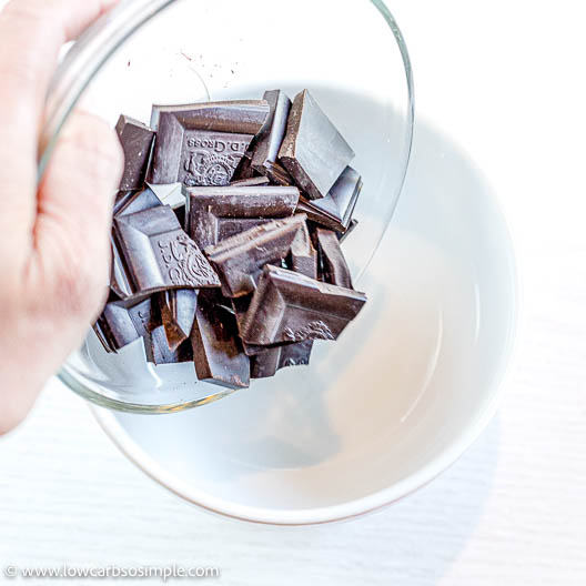 Adding Chocolate   Low-Carb, So SImple