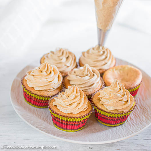 Buttercream Frosting | Low-Carb, So Simple