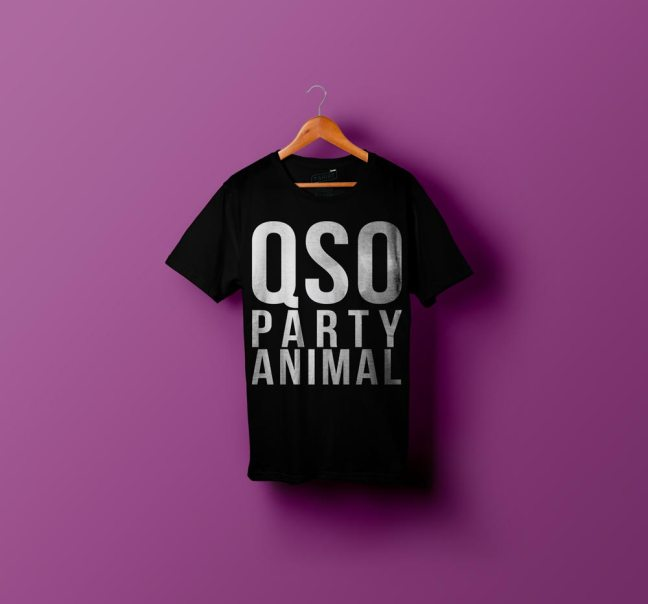 QSO Party Animal