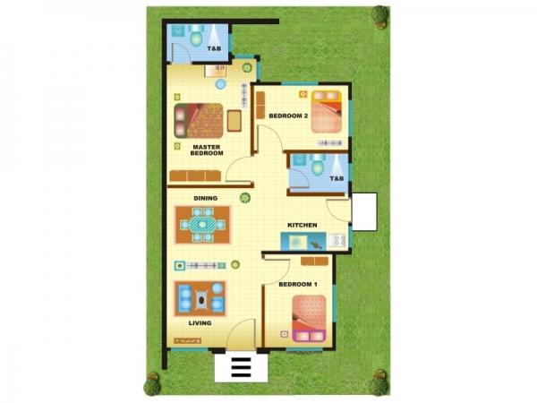 winfrey floor plan