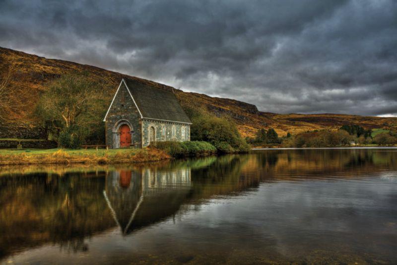 Ireland Landscape Lowe Aston