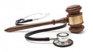 un Abogado de Incapacidad en Lowell gavel stethoscope