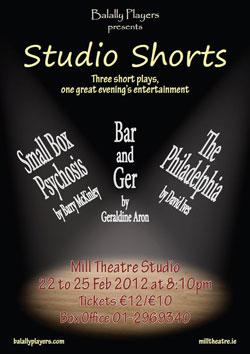 Studio Shorts