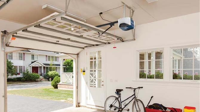 Garage Doors And Openers Installation Services Lowe S Canada