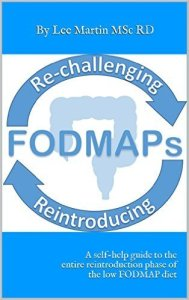 Registered Dietitian Lee Martin talks about the low FODMAP Diet