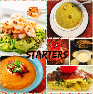 #024 Special Holidays & Christmas Low FODMAP Starters