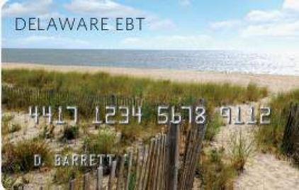"""Check Delaware EBT Card Balance"""