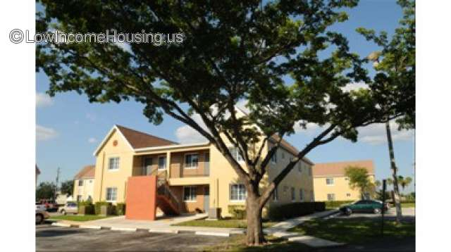 Everglades Heights Broward Public Housing Apartments