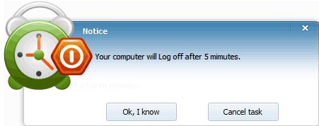 Using Wise Auto Shutdown