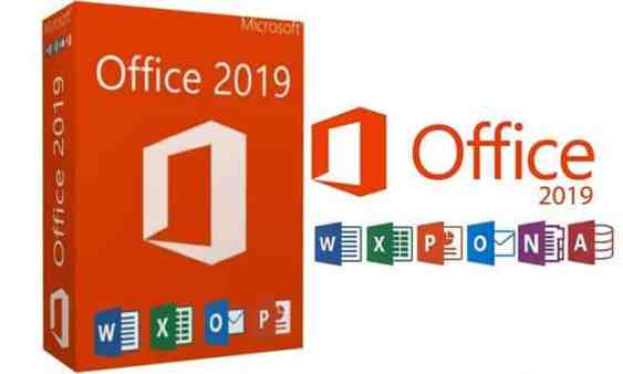 Run MS Office 2019